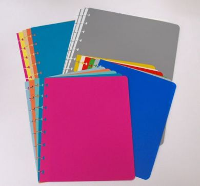 Dividers and indexes for Disc Bound Notebooks