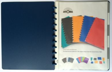 A4+ Pro Brochure Binder - 20 pockets