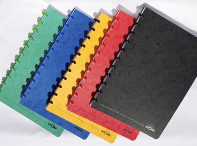 A4 Traditional Notebooks