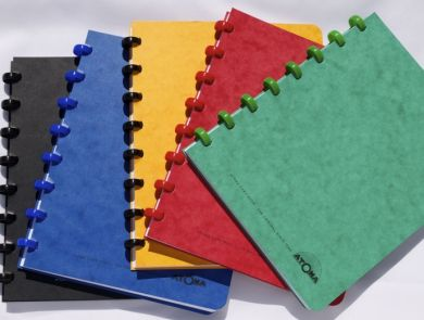 A5 Traditional Notebooks