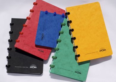A6 Traditional Notebooks